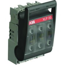 Рубильник откидной XLP00-6BC под предохранители до 160А с кабель ными клеммами