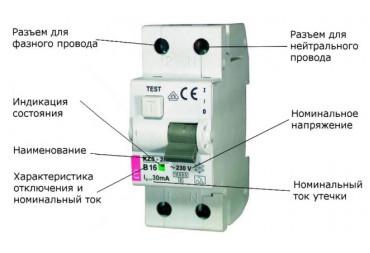 Как выбрать автоматический выключатель по номинальному току