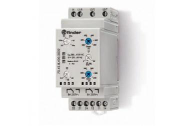 Как подключить реле контроля фаз?