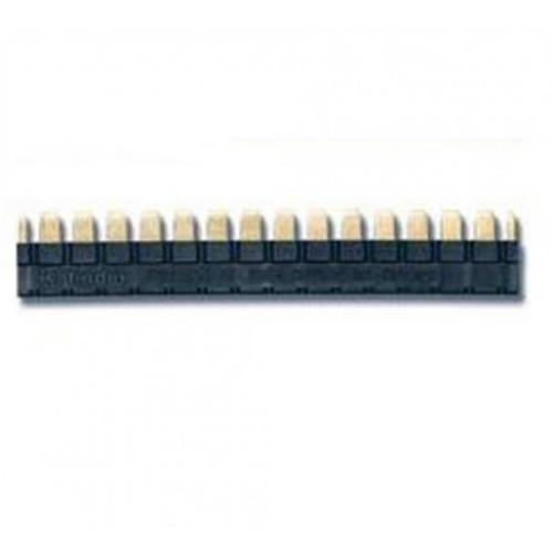 16-полюсный шинный соединитель черный 093160