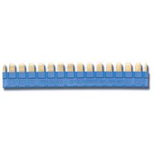 16-полюсный шинный соединитель синий