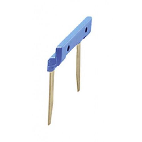 2-полюсный шинный соединитель 15,8мм для розеток Push-in серии 48,4C,58 09752