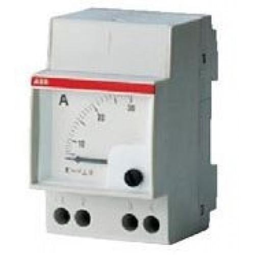 Амперметр без шк пер.т. AMT 1/A1 2CSM320250R1001