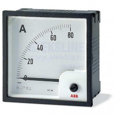 Амперметр перем.тока трансф. вкл. без шкалы AMT1-A5/96