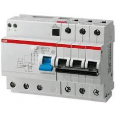 Автомат дифференцального тока 5мод. DS203 M AC-C32/0,03