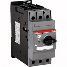 Автоматич. выключ. MS495-100 25 кА с регулир. тепловой защитой 80А…100А Класс тепл. расцепит. 10