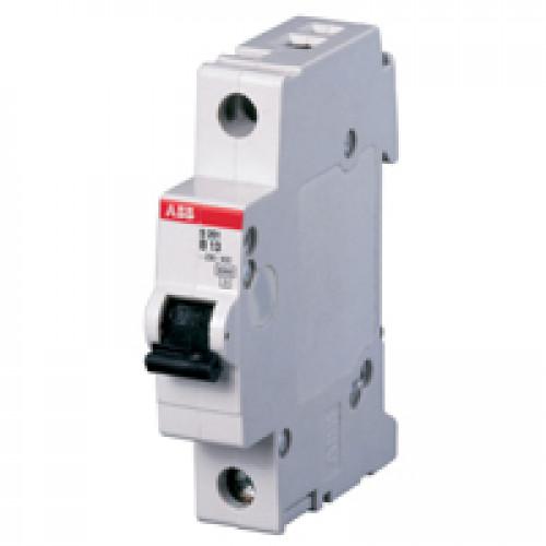 Автоматический выключатель 1-полюсной S201 C10 2CDS251001R0104