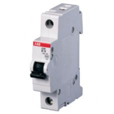 Автоматический выключатель 1-полюсной S201 C63