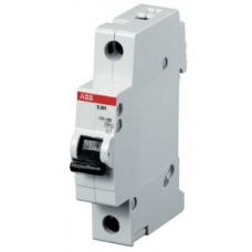 Автоматический выключатель 1-полюсный S201P K6