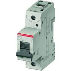 Автоматический выключатель 1-полюсный S801S C50