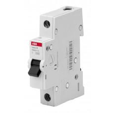 Автоматический выключатель 1P, 50A, C, 4,5кА, BMS411C50