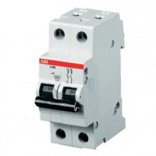 Автоматический выключатель 1P+N S201 B6NA
