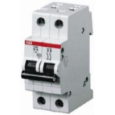 Автоматический выключатель 2-полюсной S202M C40