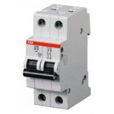Автоматический выключатель 2-полюсной S202M K1