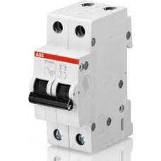 Автоматический выключатель 2-полюсной SH202 B63
