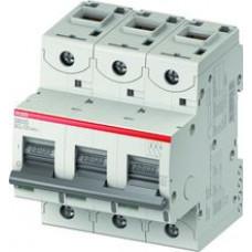 Автоматический выключатель 3 полюс. S803C C10