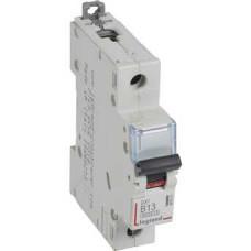 Автоматический выключатель DX3 1П B13A 6000/10kA