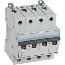 Автоматический выключатель DX3-E C2 4П 6000/6kA