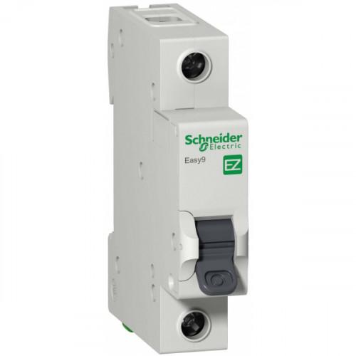 Автоматический выключатель EASY 9 1П 50А В 4,5кА 230В =S= EZ9F14150