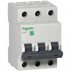 Автоматический выключатель EASY 9 3П 50A B 4,5кА 400В =S=