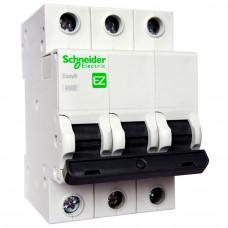 Автоматический выключатель EASY 9 3П 50А С 4,5кА 400В =S=