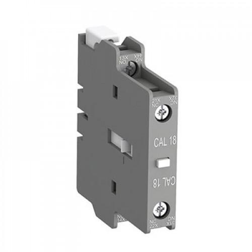 Блок контактный дополнительный CAL18-11 боковой 1HO1НЗ для контакторов АF400-АF1650 1SFN010720R1011