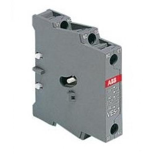 Блокировка реверсивная электро-механическая VЕ5-1 для контакторов AX09 ... AX40 1SBN030110R1000