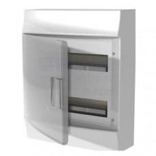 Бокс настенный Mistral41 36М непрозрачная дверь (с клемм) 2ряда