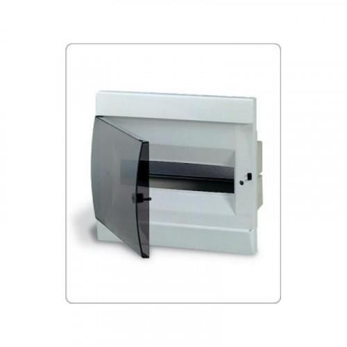 Бокс в нишу Mistral41 12М прозрачная дверь (c клемм) 1SLM004101A2203