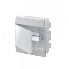 Бокс в нишу Mistral41 8М непрозрачная дверь (c клемм)