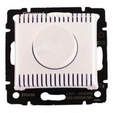 Cветорегулятор поворотный Legrand Valena (белый) 100-1000 Вт    770060