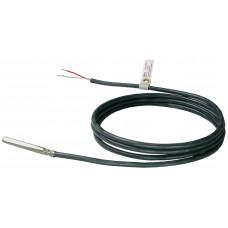 Датчик температуры кабельный,  LG-Ni 1000,  -50…+80 ºС, силиконовый кабель