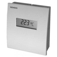 Датчик температуры комнатный, DC0…10V, 0…+50 ºС