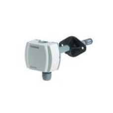 Датчик влажности канальный, DC0…10V, 0…95%, вкл. монтажный фланец