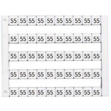 DY5, Горизонт. марк-ка (X6), DY5, 1 пластина - 50 шт. (500шт/упак)