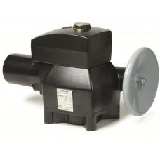 """Электромоторный привод для клапана типа """"бабочка"""", AC 230 V, 1200 Nm"""