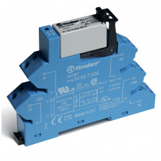 Интерфейсный модуль, электромеханическое реле; 1CO 16A;  питание 24В AC/DC;  безвинтовые клеммы (пружинный зажим)