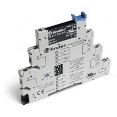 Интерфейсный модуль, твердотельное реле с таймером (мультифункциональные: AI,DI,GI,SW); выход 2A (24В DС); питание 24В АС/DC;