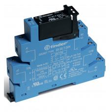 Интерфейсный модуль, твердотельное реле; выход 5A (24В DС); питание 24В DC;