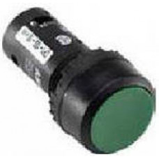 Кнопка CP1-30G-20 зеленая без фиксации 2HO