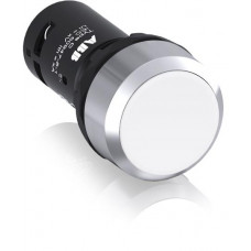 Кнопка CP1-30W-11 белая без фиксации 1НО+1HЗ