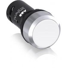 Кнопка CP1-30W-20 белая без фиксации 2HO