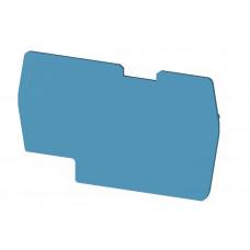 Концевой сегмент на клеммники PYK 6 (синий); NPP PYK6