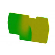 Концевой сегмент на клеммники PYK 6 (зеленый); NPP PYK6