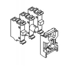 Контактный блок MCB-11 фронтального монтажа 1НО1H3