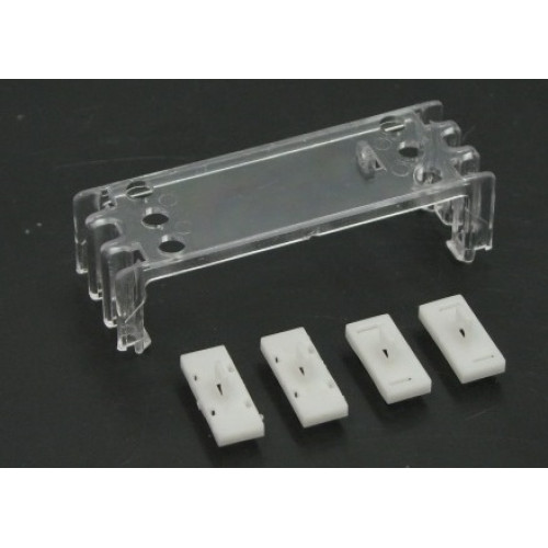 Крышка пломбируемая прозрачная COV.01 для реле CM-S 1SVR430005R0100