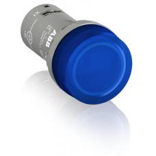 Лампа CL2-523L синяя со встроенным светодиодом 230В AC