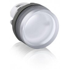 Лампа ML1-100W белая сигнальная (только корпус)
