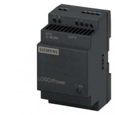 LOGO!POWER 5 V DC СТАБИЛИЗИРОВАННЫЙ БЛОК ПИТАНИЯ ВХОД:  ~100-240 В ВЫХОД:  =5 В/3 A