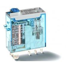 Миниатюрное промышленное электромеханическое реле; 1СO 16A;  катушка 24В DC;опции: мех.индикатор